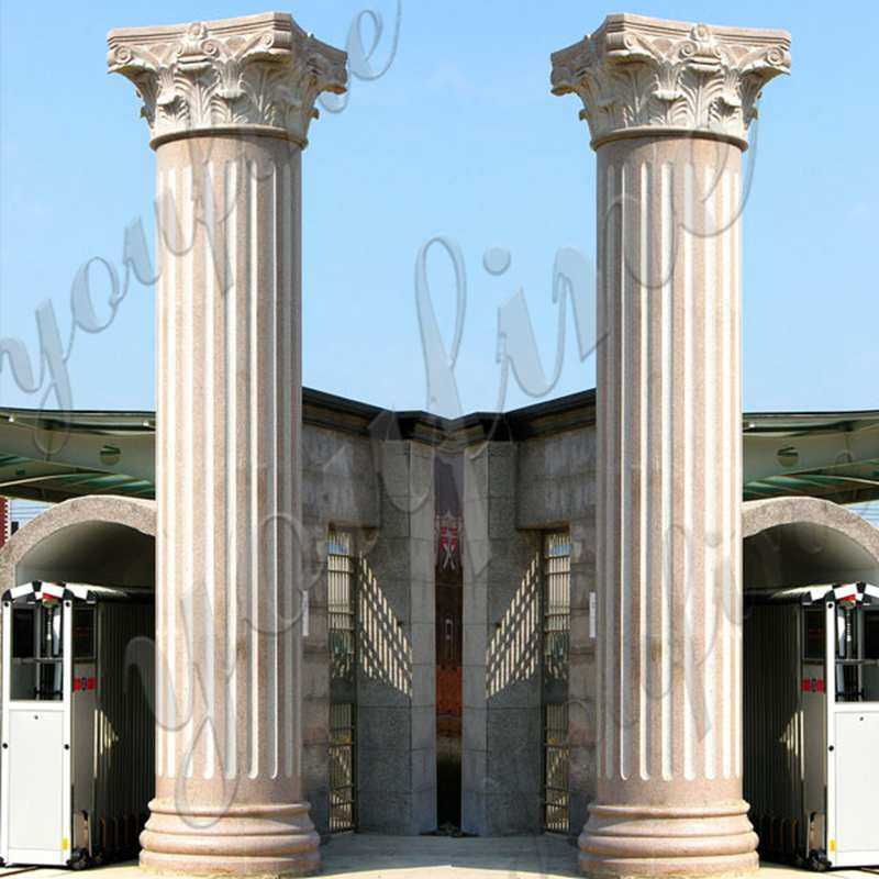 The Origin and Classification of the Roman Marble Columns