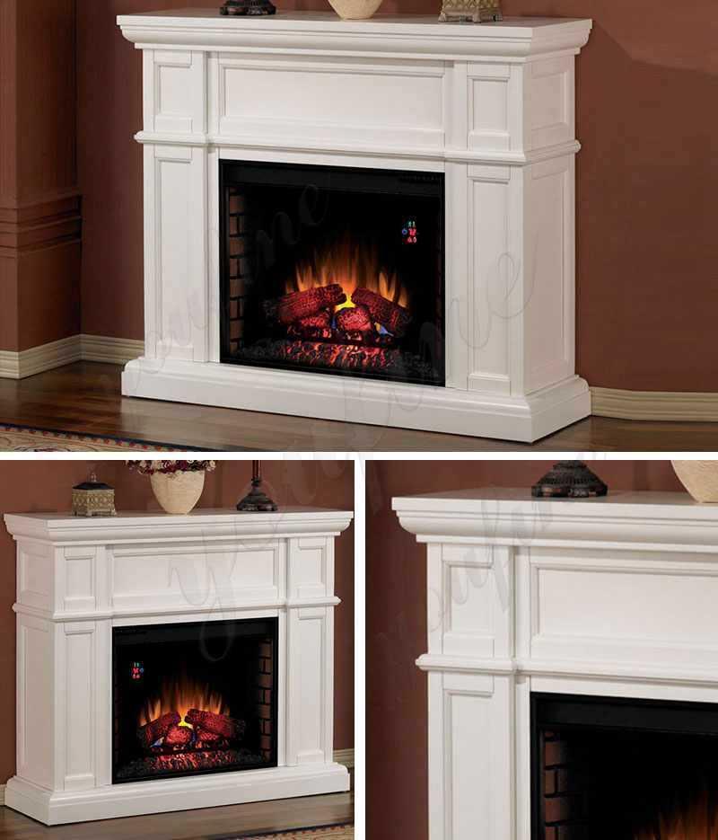 cast stone fireplace surround
