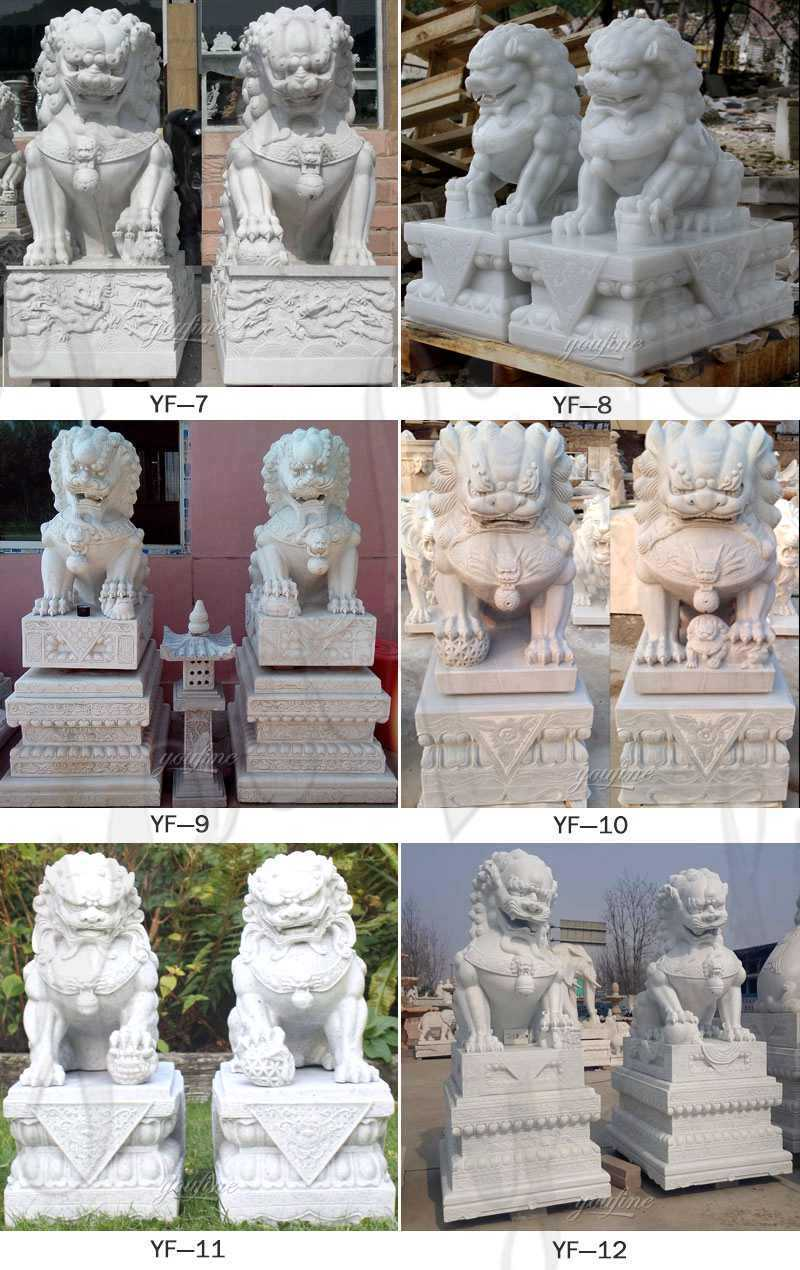 chinese guardian lions for sale