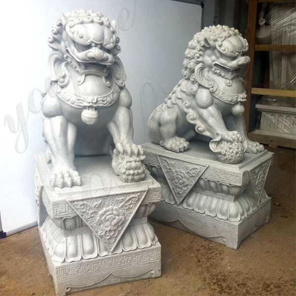 chinese lion dog ornaments