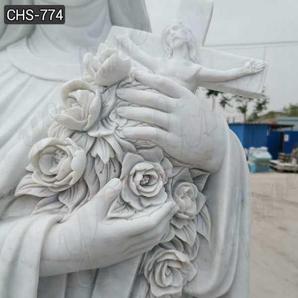 Custom Made Blessed Teresa of Calcutta Statue