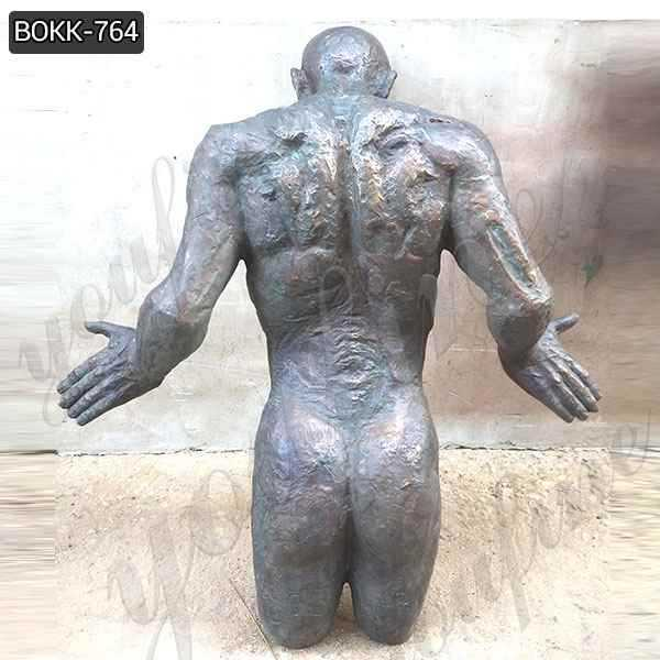 Famous Bronze Statue Matteo Pugliese for sale