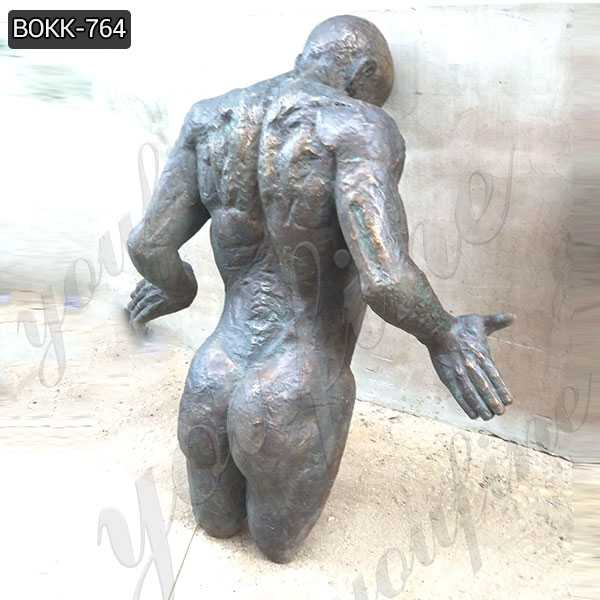 Hot Sale Famous Bronze Statue Matteo Pugliese Design BOKK-764