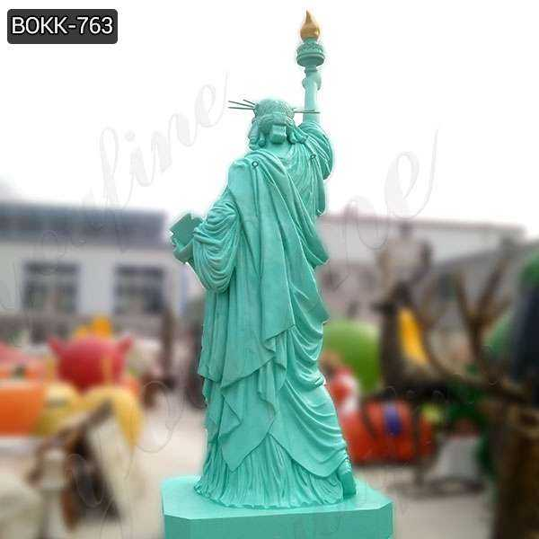 Large Famous Bronze Statue of Liberty Replica