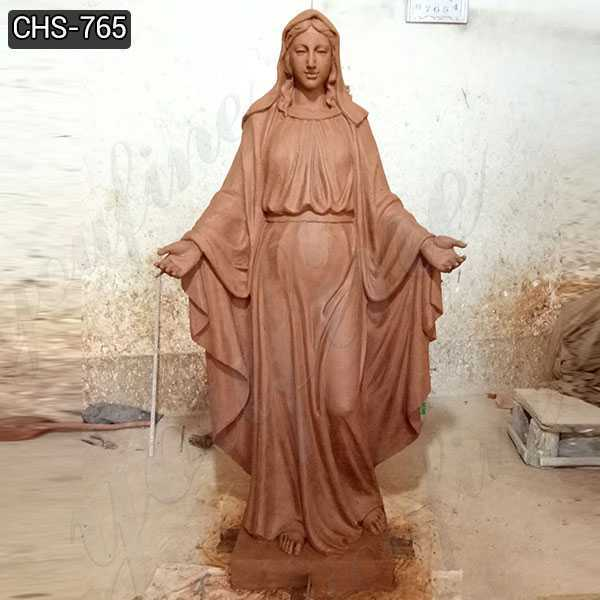 Life Size Blessed Mother Madonna Statues