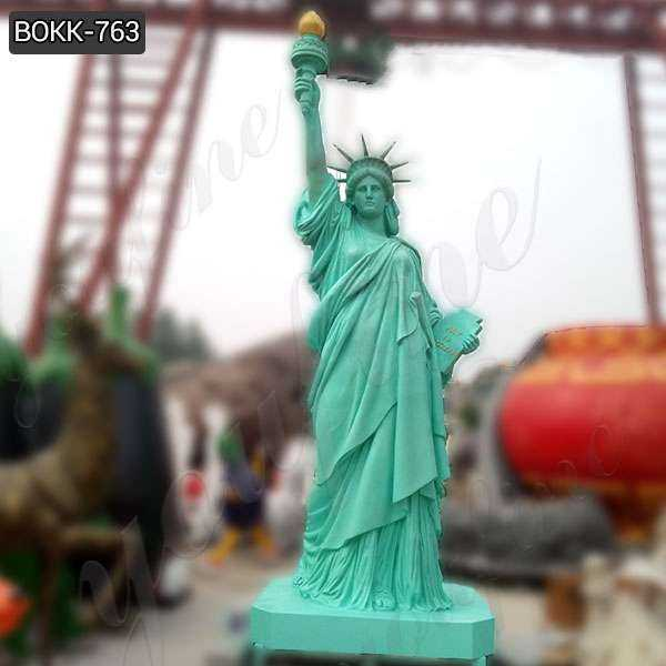 Where to Buy Large Famous Bronze Statue of Liberty Replica BOKK-763