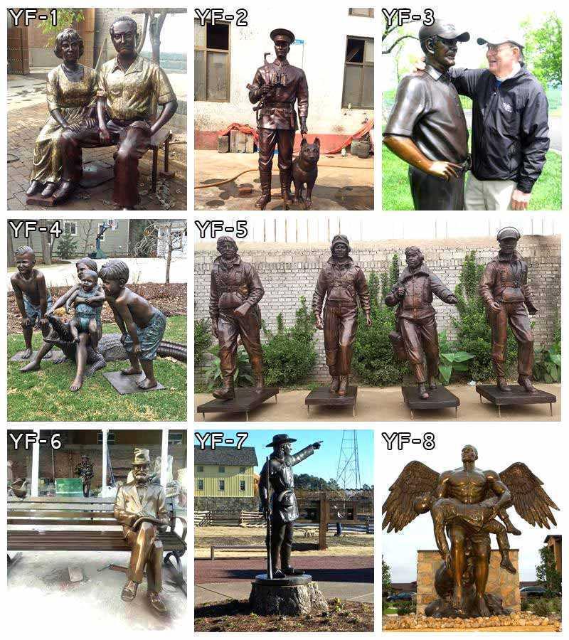 bronze-custom-statues