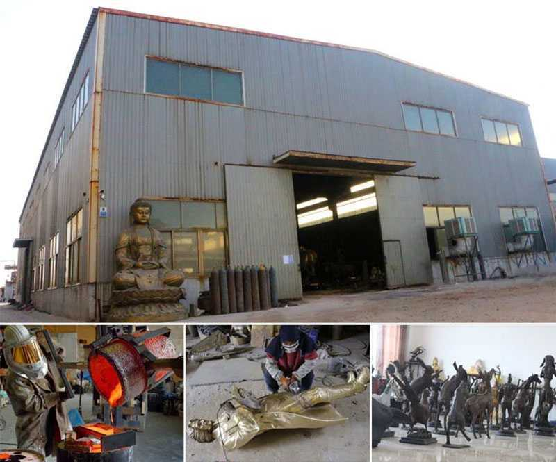 bronze-factory