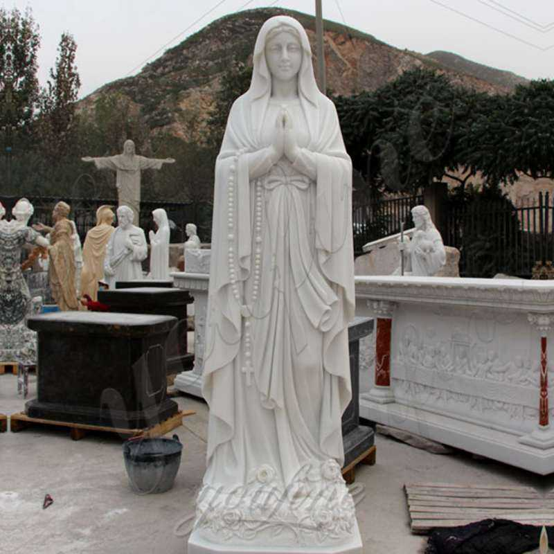 life size religious of our lady of mary statue for sale