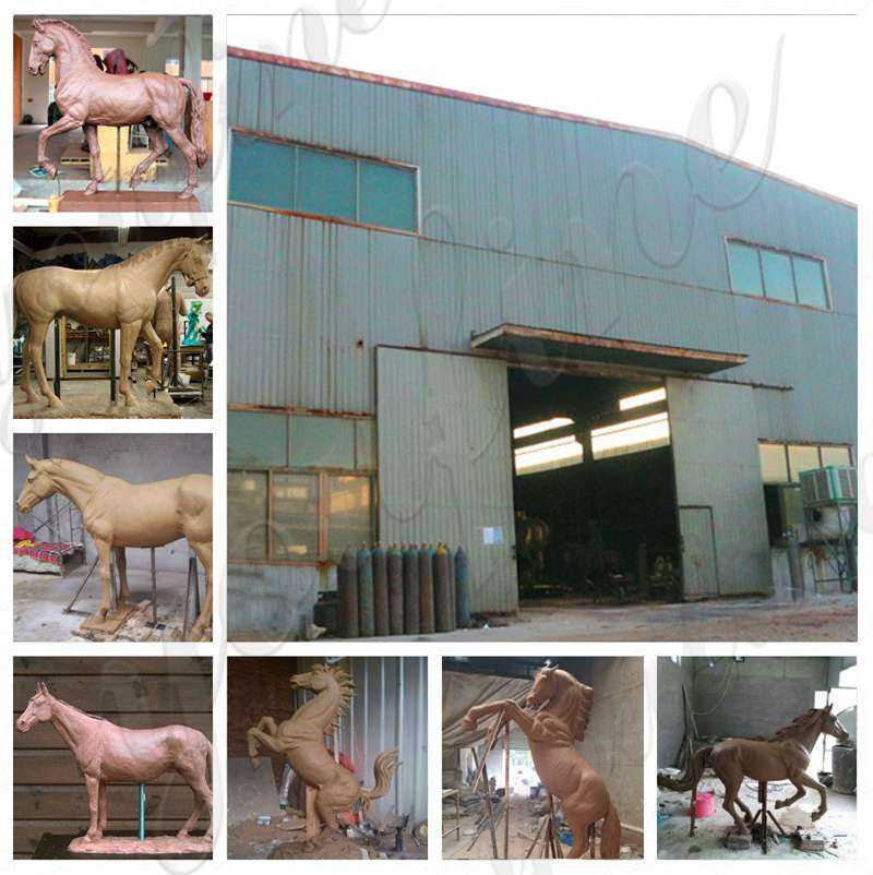 our bronze factory