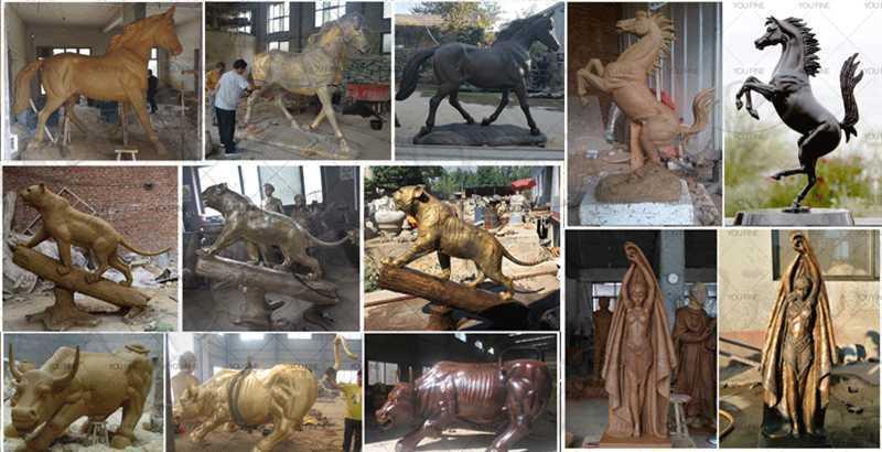 Famous Figure Statue