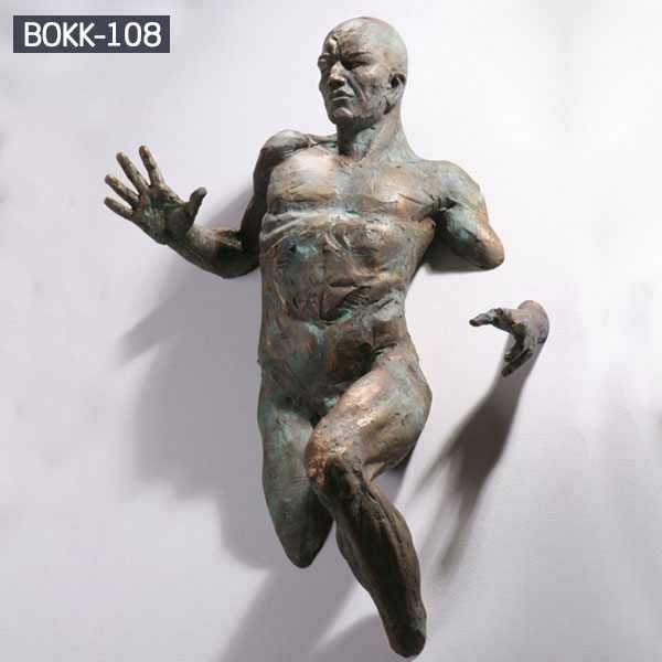 Modern Matteo Pugliese Sculpture Bronze Fine Art Sculptures for Sale BOKK-108