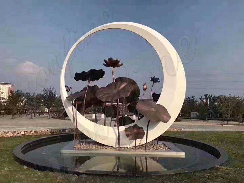 Why Choose Stainless Steel Sculptures