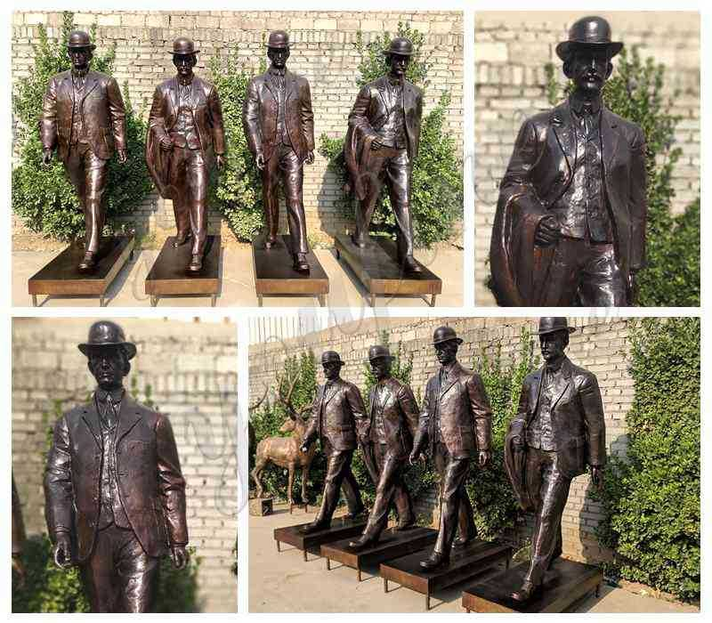 Wilbur and Orville Wright Group Sculpture