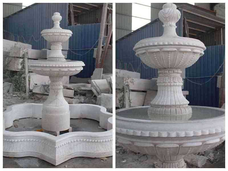 natural stone water fountain for sale