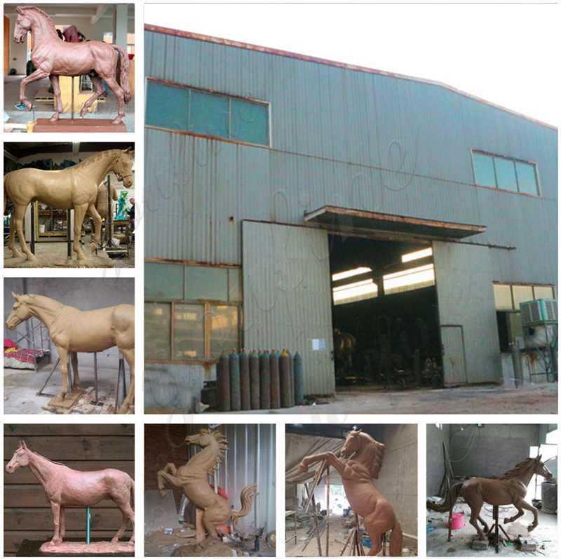 Bronze animal sculpture for sale