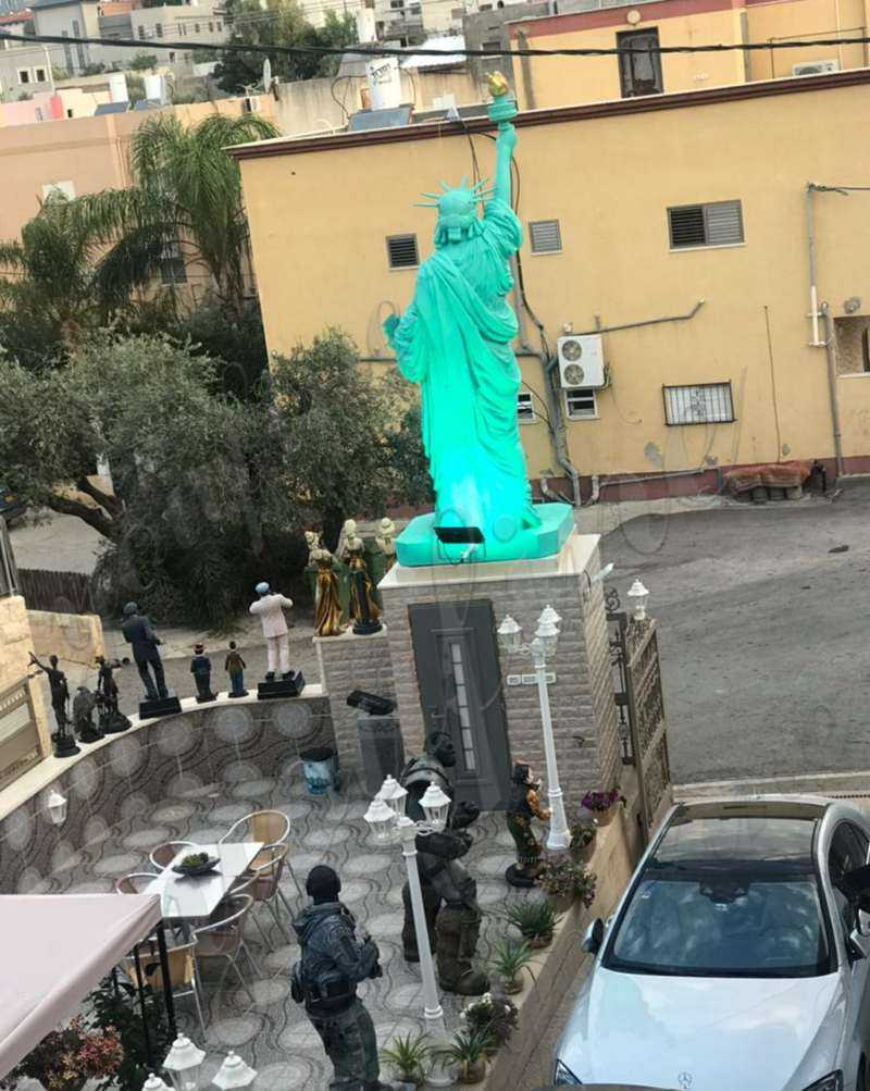 Custom Made Large Statue of Liberty