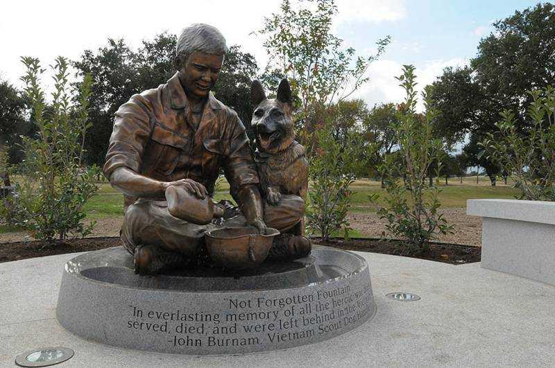 Buy Memorial Not Forgotten Fountain