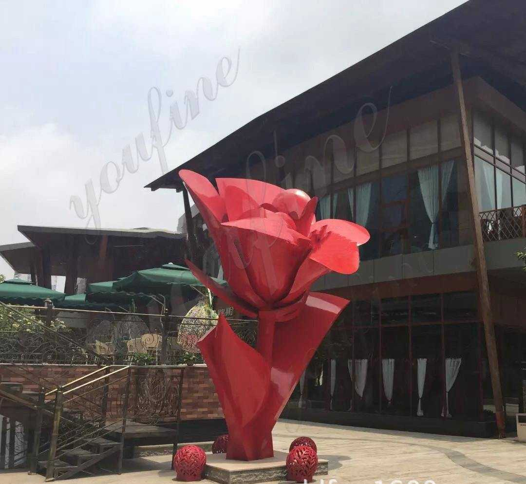 Where To Buy Innovative Stainless Steel Sculpture from Factory Supply