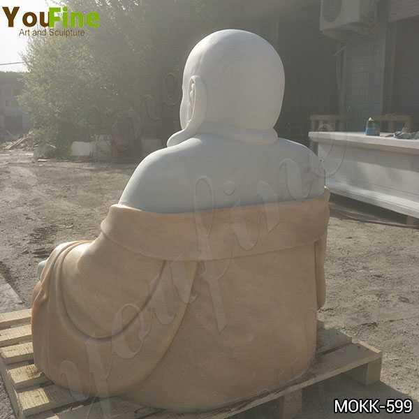 Sitting Maitreya Buddha Marble Statue Supplier