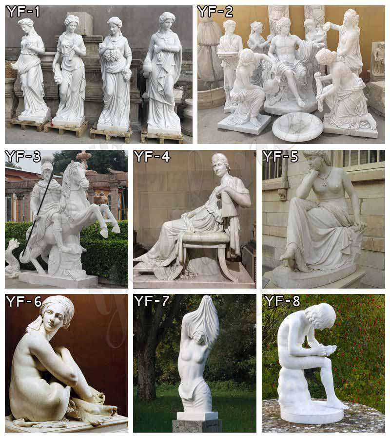 famous Greek sphinx statue