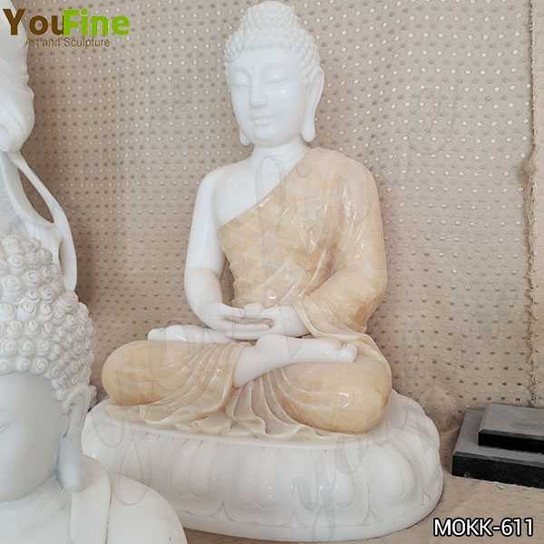 Large Marble Buddha Statues for Sale