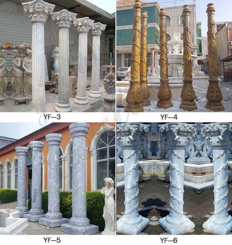 exterior house columns for sale