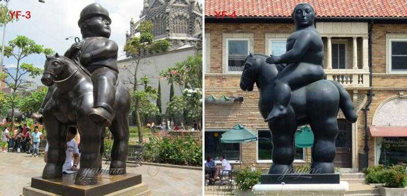 fernando botero sculpture for sale