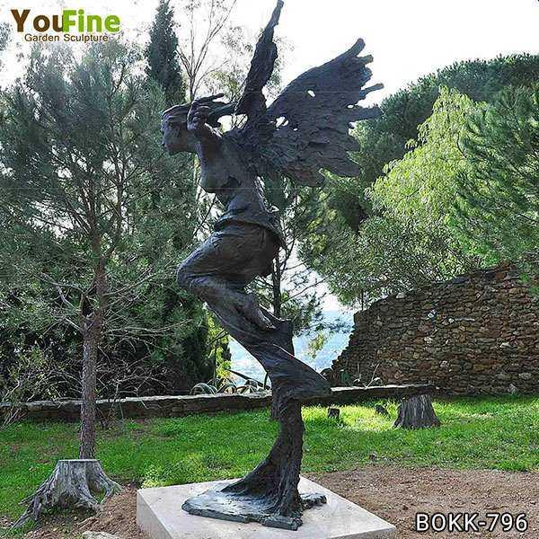 Bronze Victoire Monumentale Statue Replica for Sale