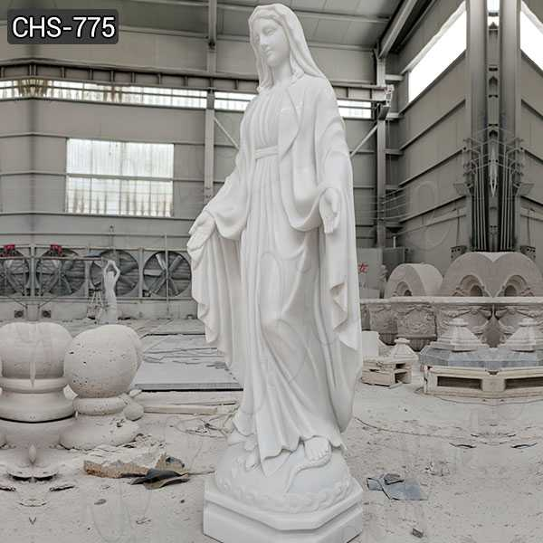 Buy Religious Full Size Saint. Mary Marble Sculpture