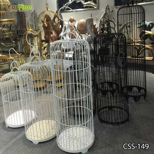 Metal bird cages for sale
