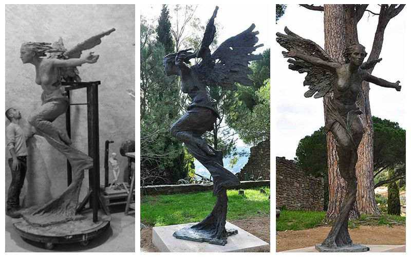 bronze Victoire monumentale