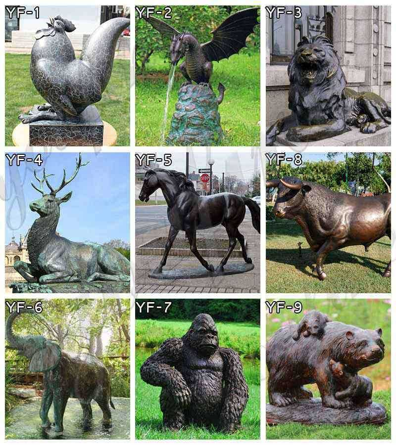 bronze-animal-statues-for-sale