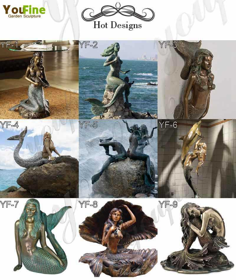 bronze-mermaid-statues-for-sale