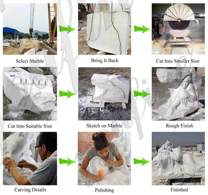large-catholic-marble-statues-for-sale