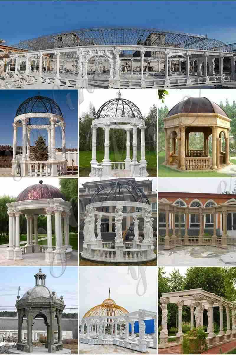 more-about Marble-Gazebos