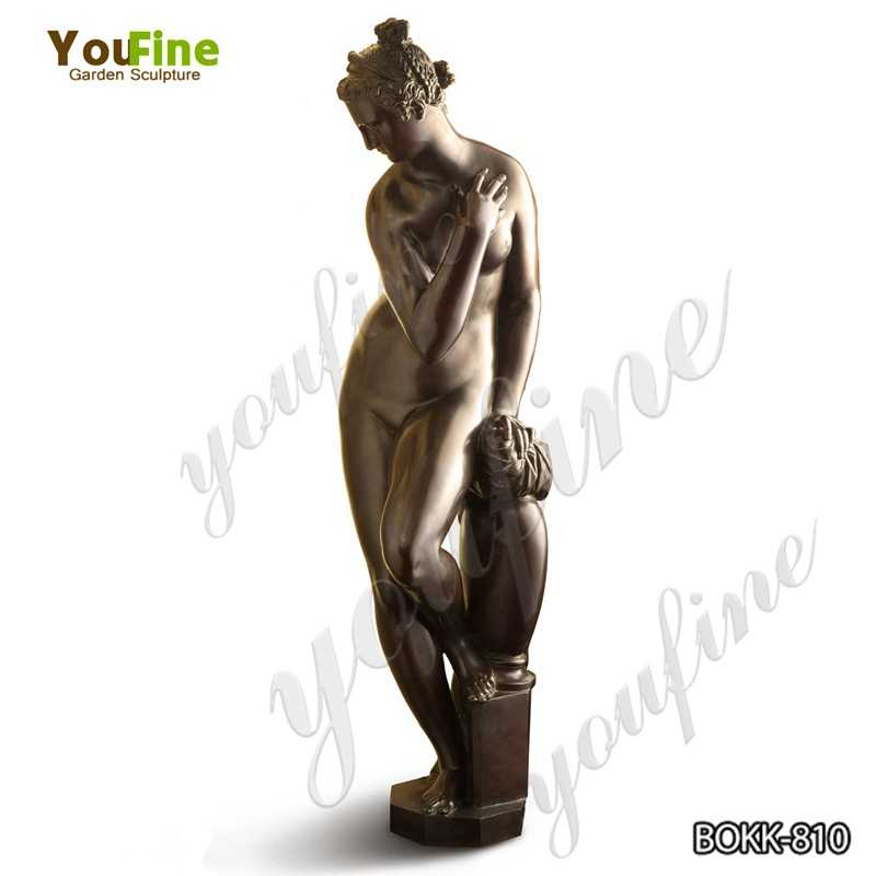 Famous Bronze Venus of the Grotticella by Giambologna Statue Replica BOKK-810