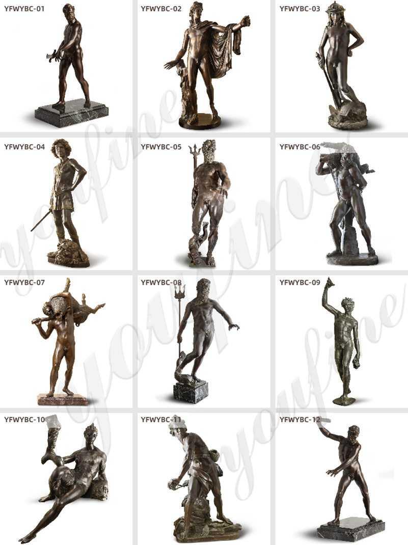 Greek figure statue for sale