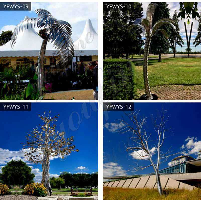 Metal Tree Sculpture Suppliers