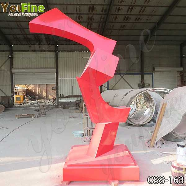 Modern Art Abstract Metal Sculpture Manufacturer