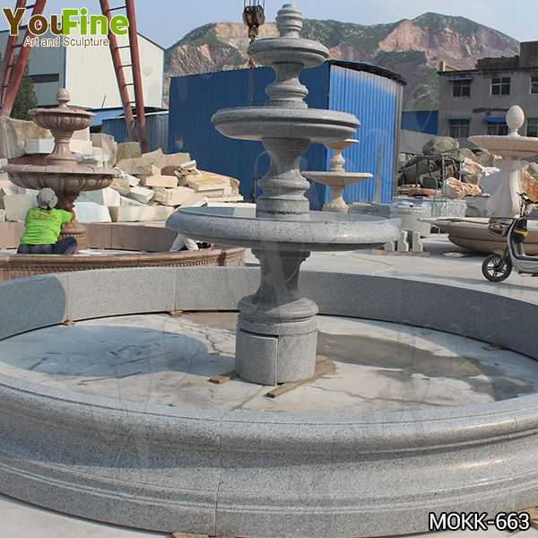 outdoor stone fountains for sales