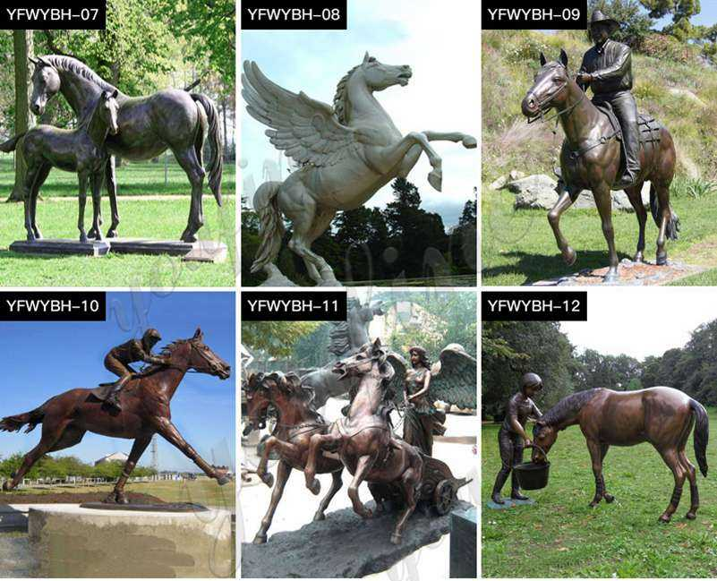 Ancient Black Bronze Horse Sculpture SuppliersAncient Black Bronze Horse Sculpture Suppliers