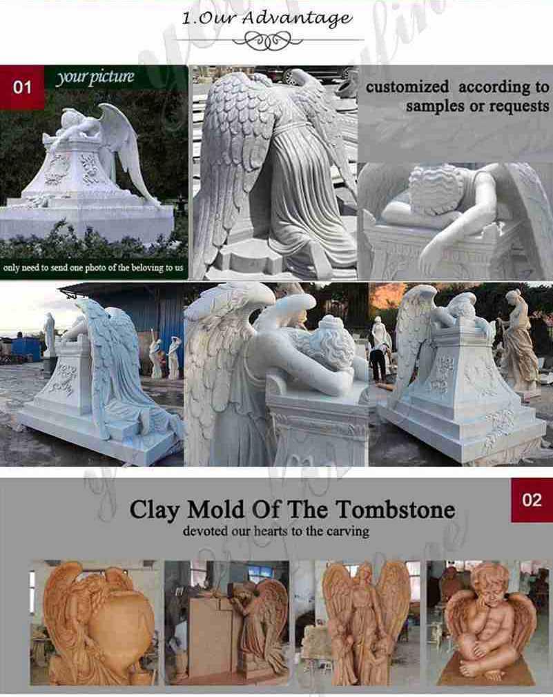Granite upright headstones prices