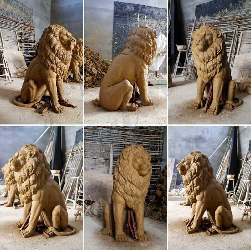 clay model sculpture
