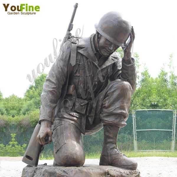 Bronze Memorial Military Sculptures – The Best Gift for Memorial Day