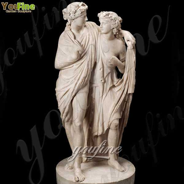 Famous Modern Art Statue Life Size Dionysos Marble Statue Designer MOKK-200