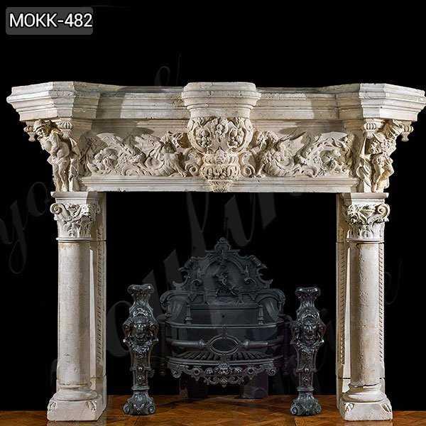 Georgian Marble Fireplace Surround