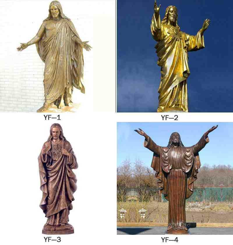 Religious Bronze Church Sculptures