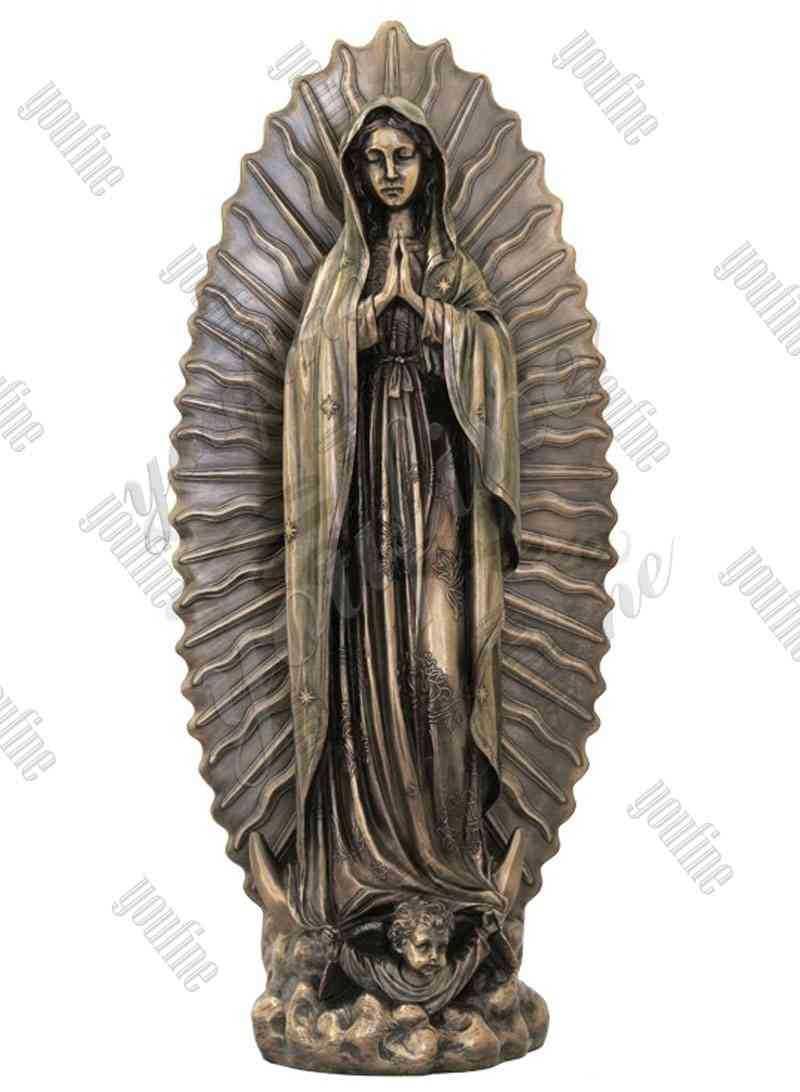 Religious Bronze Sculpture