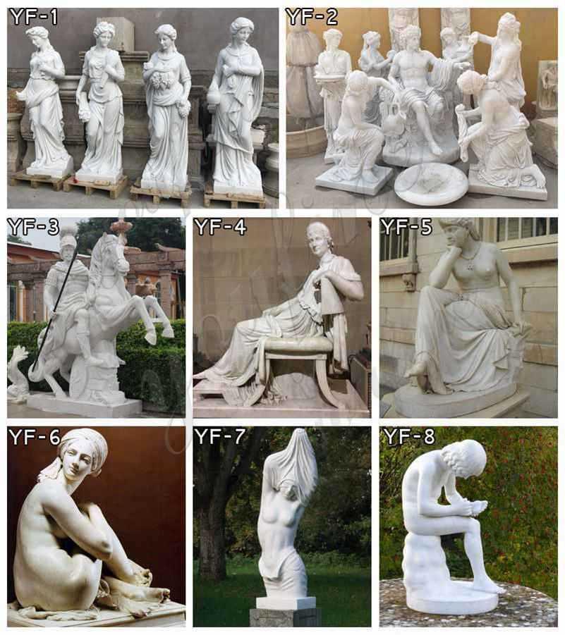 famous marble sculpture for sale